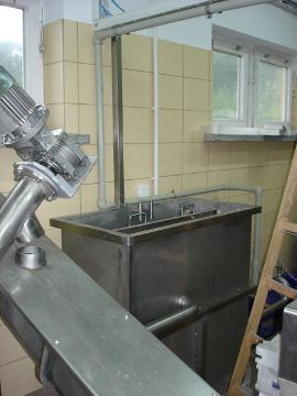 Zbiornik odzysku wody